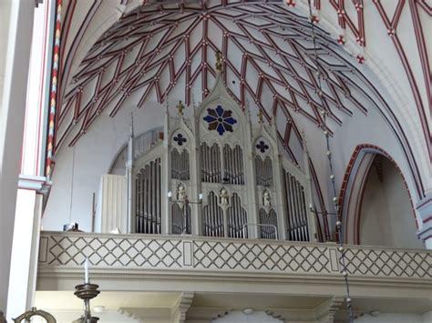 Rīga, Svētā Jāņa Baznīca, Hoofdorgel - de Orgelsite | orgelsite.nl