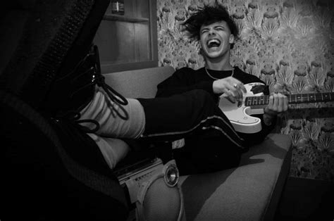 fault magazine photoshoot  interview  yungblud