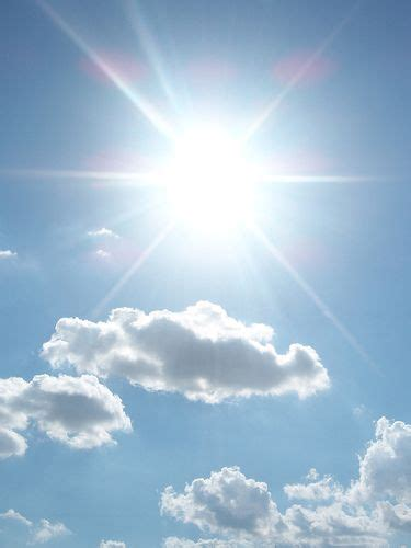 sunny skies   Summer sky, Sky and clouds, Clouds