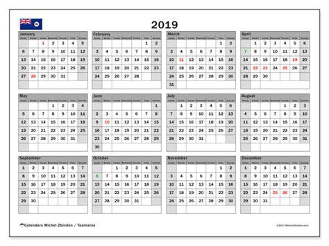 calendar tasmania australia michel zbinden en