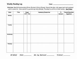 search results for reading log template with summary With reading log with summary template