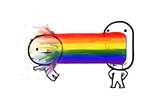 Rainbow Throw Up Meme - otimismo vomitando arco 237 ris e unic 243 rnios quero evoluirquero evoluir