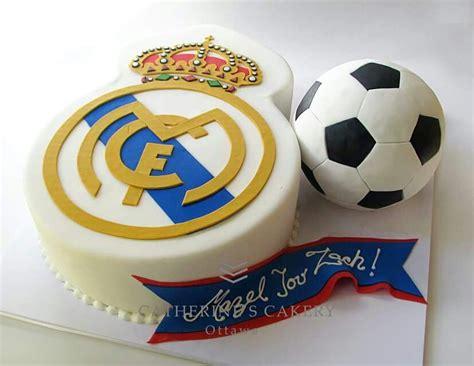 Real Madrid Fc Stadium Cake