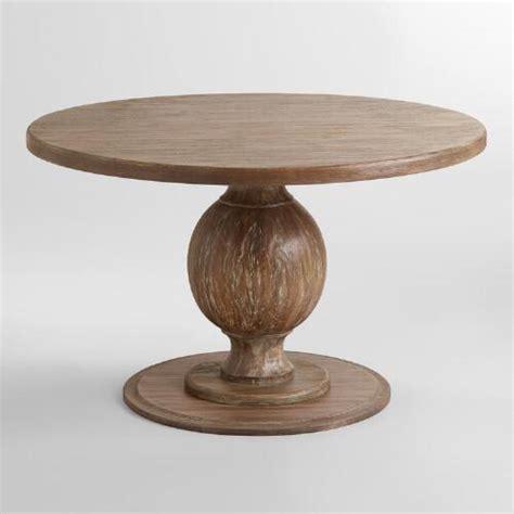 world kitchen table blanca table world market