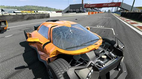 Project Cars Crash Testing Build 510 [pc Gameplay Video