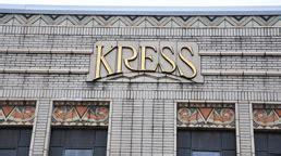 north carolina kress store buildings