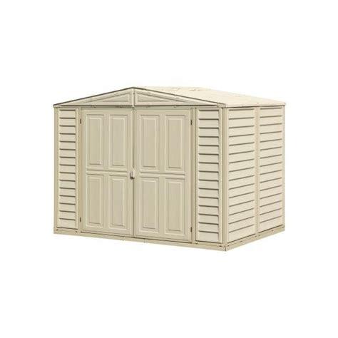 duramax 8x8 duramate vinyl shed kit 00381