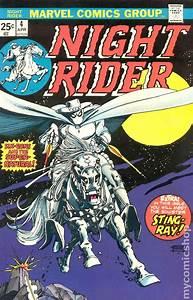Night Rider  1974  Comic Books