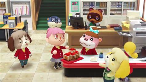 Test Animal Crossing Happy Home Designer  Les Animaux De