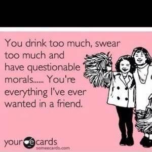 Crazy Drinking ... Friendship Drunk Quotes