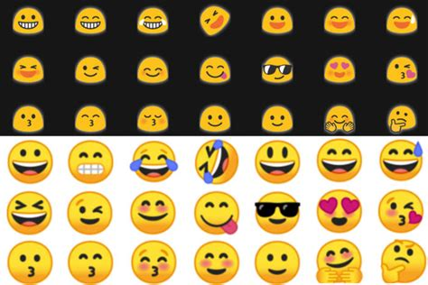 android to iphone emoji 8 i o reveals you probably missed pcworld