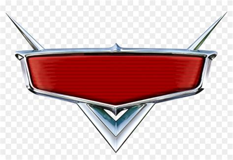 Disney Cars Logo Blank