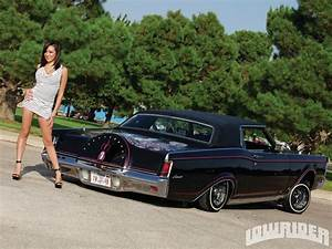 Lincoln Mark Iii - Information And Photos