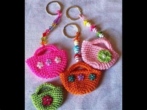 crochet porte cl 233 s mini sac panier