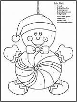 Numbers Christmas Ornament Coloring Pages sketch template