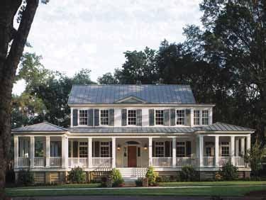 colonial plantation farmhouse house plan favethingcom
