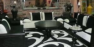 Acheter Salon Marocain : salon marocain marseille pas cher meuble de salon contemporain ~ Melissatoandfro.com Idées de Décoration
