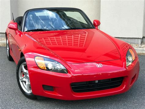 Honda S2000 by 2002 Honda S2000 A Buy With Just 496 Carscoops