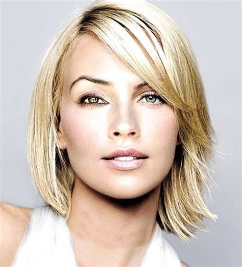 good haircut for thin hair and round face great hair cuts for long faces mop top pinterest