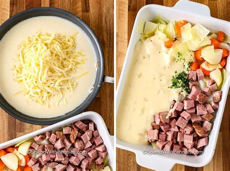 Feb 13, 2020 · modified: Corned Beef Casserole with Cabbage - Spend With Pennies