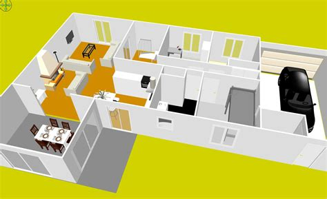 concevoir sa cuisine en 3d gratuit plan interieur maison gratuit