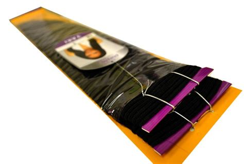 Outre Premium Purple Pack 100% Human Hair Yaky 10