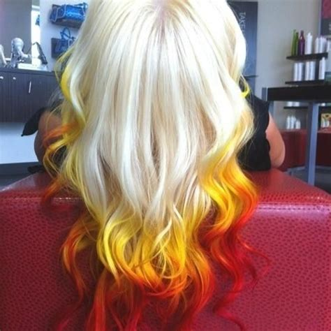 fire ombre hair pictures   images  facebook