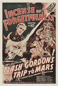 Value of FLASH GORDON'S TRIP TO MARS Original American One ...