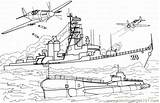 Sobres Barco sketch template