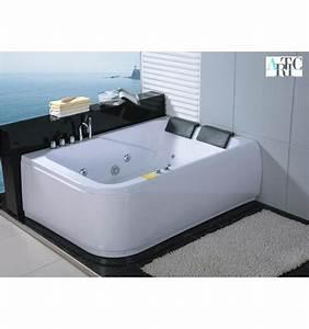 Baignoire Balneo IOS, angle droit 170*120 cm- baignoire