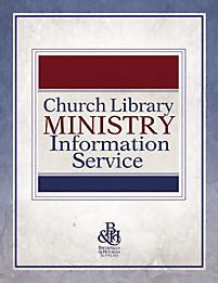 Appreciation For Ss Worker Lifeway Church Library Ministry Information Service B H