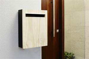 javi design letterbox cool hunting With designer letter box