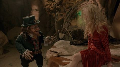 naked shevonne durkin in leprechaun 2