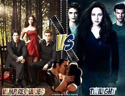 Vampire Twilight Diaries Vs Votes Skyrock