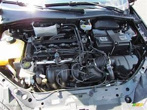 2007 Ford Focus Zx4 Se Sedan 2 0 Liter Dohc 16