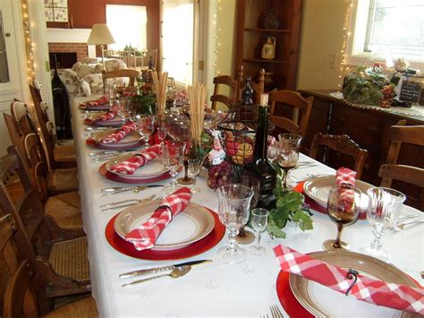 Italian Decorations For Home: 32 Best Images About Italian Dinner Party On Pinterest