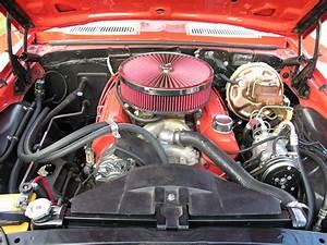 1969 Camaro With Ls1 Engine And 4l60e Transmission  Retro