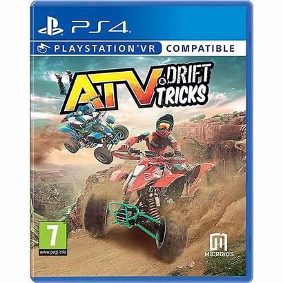 Ps4 Atv Drift Tricks Psvr Playstation