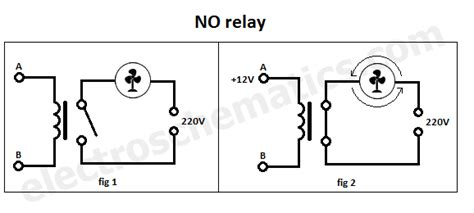 Spst Relay Normally Open