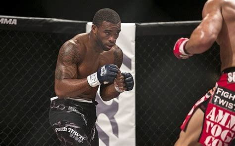 Gerald Harris Fighting With Punchline