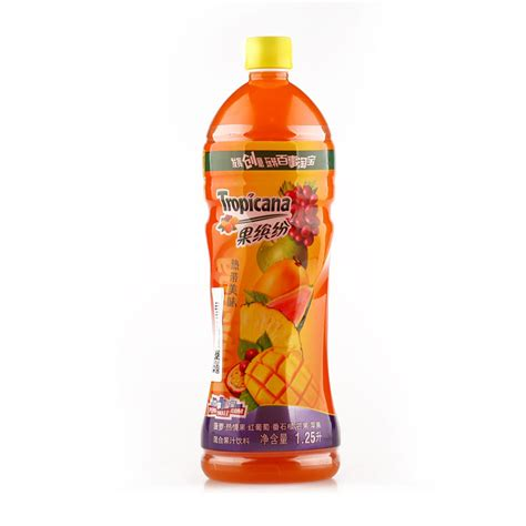 Tropicana, Multivitamin Fruit Juice 1.25L