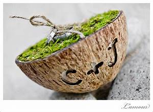 hawaii wedding photographers lamours daily shot of With coconut wedding rings