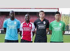 Standard de Liège 1415 Home and Away Kits Released