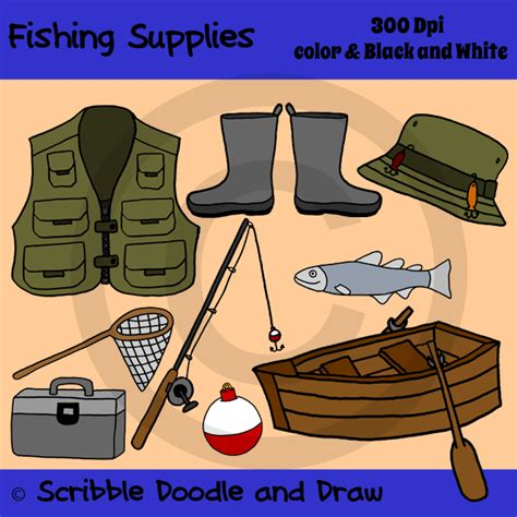 Boat Fishing Equipment Uk by Fishing Boat Clipart Fishing Tackle Pencil And In Color
