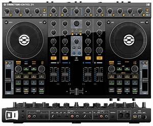 Native Instruments Kontrol S4 Traktor DJ System | PSSL  Dj
