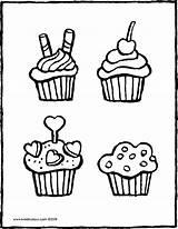 Cupcakes Colouring Cupcake Coloriage Kleurplaat Muffin Kiddicolour Bakery Kiddimalseite Kiddicoloriage Bff Malvorlage Ausmalbild Dessin Coloring Malvorlagen Drawing Ausmalbilder Tekening Ausmalen sketch template