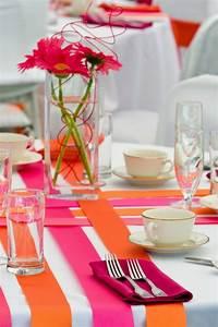 Decoration Table Mariage Pas Cher : decoration table mariage pas cher petit prix ~ Teatrodelosmanantiales.com Idées de Décoration