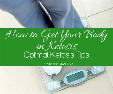 body  ketosis optimal ketosis tips