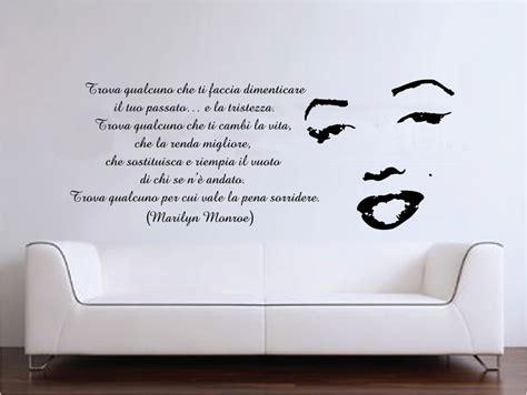 wall stickers designs design adesivi murali marilyn monroe