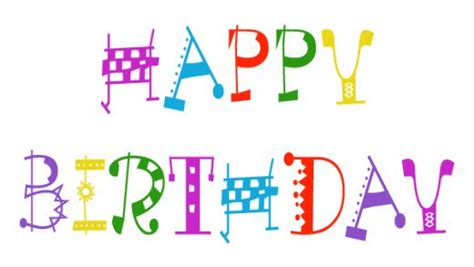Happy Birthday Friend Clipart Free Happy Birthday Clip Printables Hubpages